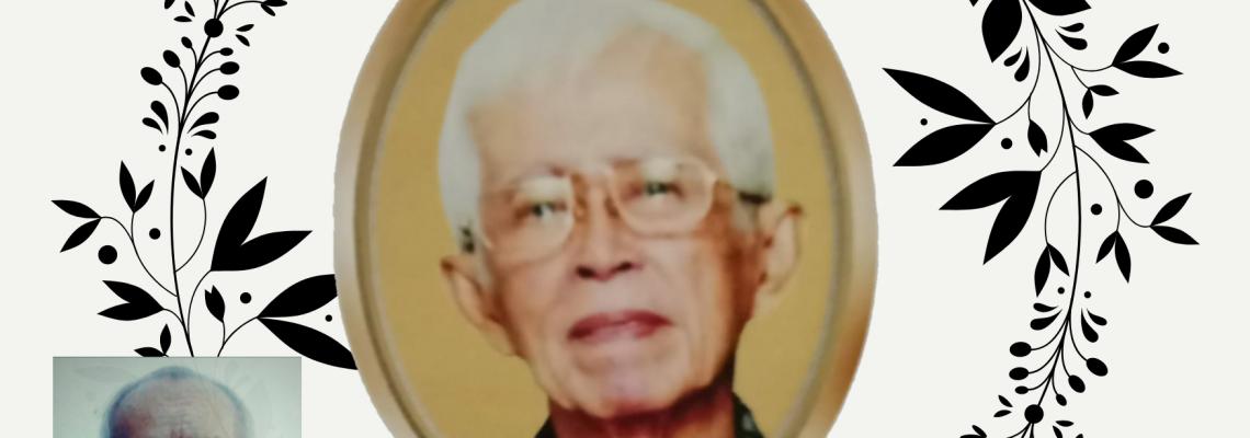 Drs. ADJIS HERJAN, MANTAN KKPH DAN RIMBAWAN PEJUANG 1945