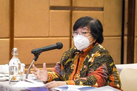 KLHK Intensifkan Pengaturan Tindak Lanjut UU Cipta Kerja